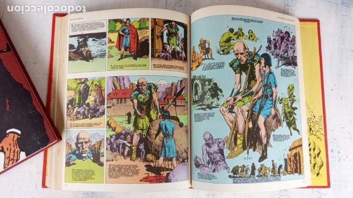Cómics: EL PRINCIPE VALIENTE Nº 1 - EDI. BURULAN 1974 - MAGNÍFICO ESTADO - 240 PGS. - Foto 12 - 198252597