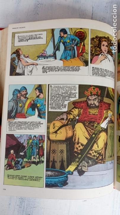 Cómics: EL PRINCIPE VALIENTE Nº 1 - EDI. BURULAN 1974 - MAGNÍFICO ESTADO - 240 PGS. - Foto 14 - 198252597