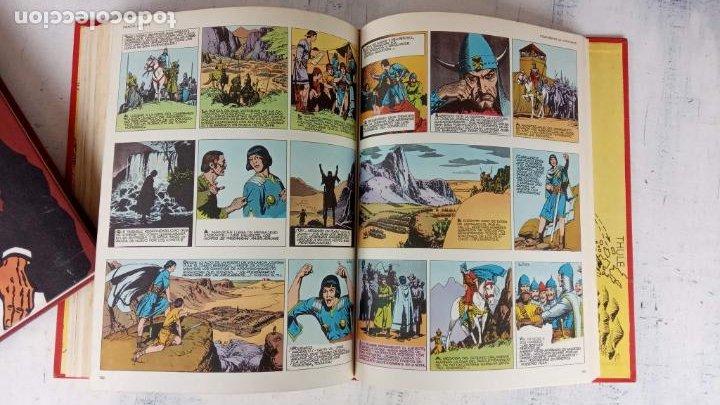 Cómics: EL PRINCIPE VALIENTE Nº 1 - EDI. BURULAN 1974 - MAGNÍFICO ESTADO - 240 PGS. - Foto 16 - 198252597