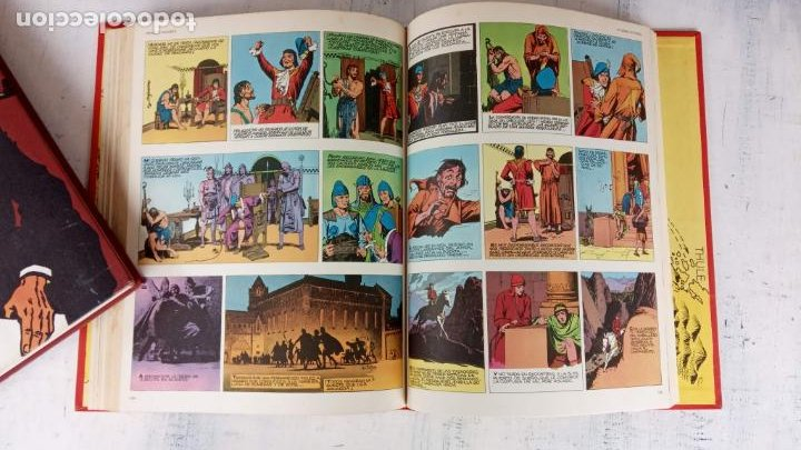 Cómics: EL PRINCIPE VALIENTE Nº 1 - EDI. BURULAN 1974 - MAGNÍFICO ESTADO - 240 PGS. - Foto 17 - 198252597