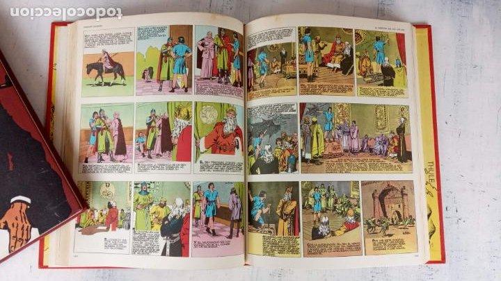 Cómics: EL PRINCIPE VALIENTE Nº 1 - EDI. BURULAN 1974 - MAGNÍFICO ESTADO - 240 PGS. - Foto 18 - 198252597