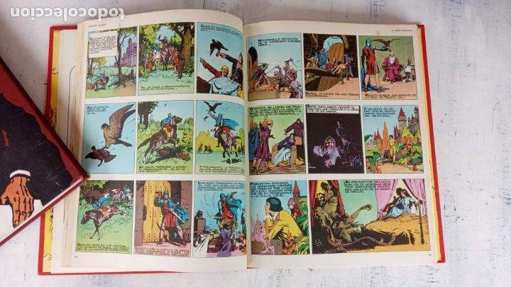 Cómics: EL PRINCIPE VALIENTE Nº 1 - EDI. BURULAN 1974 - MAGNÍFICO ESTADO - 240 PGS. - Foto 20 - 198252597
