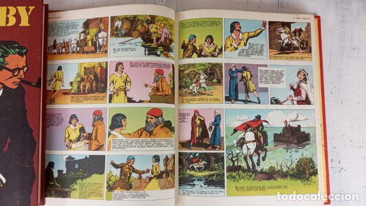 Cómics: EL PRINCIPE VALIENTE Nº 1 - EDI. BURULAN 1974 - MAGNÍFICO ESTADO - 240 PGS. - Foto 21 - 198252597