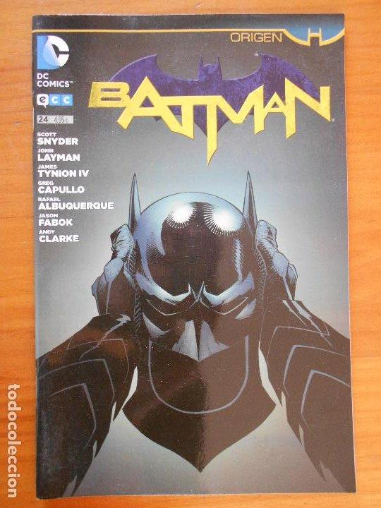 BATMAN Nº 24 - ORIGEN - DC - ECC (FS) (Tebeos y Comics - Comics otras Editoriales Actuales)