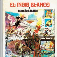 Comics : * EL INDIO BLANCO * EDICIONES RO 1981/1982 * LOTE Nº 1 Y 2 * COMPLETA Y EXCELENTE *. Lote 198419615