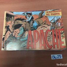 Cómics: APACHE. Lote 198494680