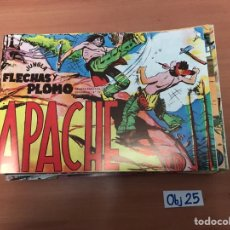 Cómics: APACHE. Lote 198494721
