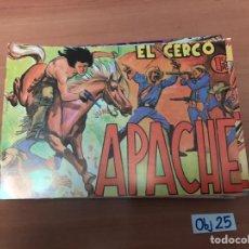 Cómics: APACHE. Lote 198494765