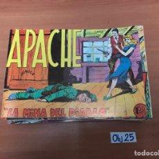 Cómics: APACHE. Lote 198494777