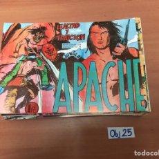 Cómics: APACHE. Lote 198494787