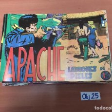 Cómics: APACHE. Lote 198494823