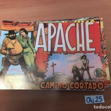 Cómics: APACHE. Lote 198494842