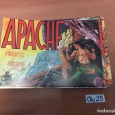 Cómics: APACHE. Lote 198494853