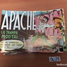 Cómics: APACHE. Lote 198494875