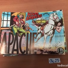Cómics: APACHE. Lote 198494900