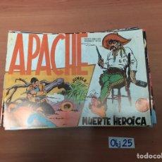 Cómics: APACHE. Lote 198494911