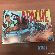 Cómics: APACHE. Lote 198494916