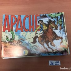 Cómics: APACHE. Lote 198494917