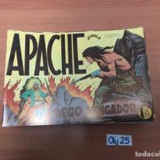 Cómics: APACHE. Lote 198494941