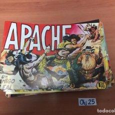 Cómics: APACHE. Lote 198495101
