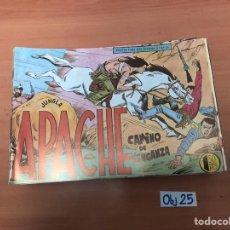 Cómics: APACHE. Lote 198495106