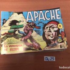 Cómics: APACHE. Lote 198495111