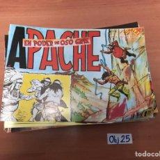 Cómics: APACHE. Lote 198495115