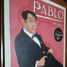 Cómics: PABLO. 1. MAX JACOB. JULIE BIRMANT. CLEMENT OUBRERIE. NORMA EDITORIAL. TAPA DURA. BUEN ESTADO. . Lote 198580233