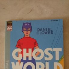 Fumetti: GHOST WORLD. MUNDO FANTASMAL. DANIEL CLOWES. Lote 198688136