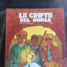 Cómics: LA CRIPTA DEL ROBLE - BENOIST - MAUROUARD - ARNO - METAL HURLANT - EUROCOMIC . Lote 198789383