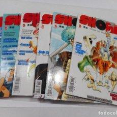 Cómics: SHONEN Nº 19,20,21,22,23 Y 24 (6 TOMOS) Y99878W . Lote 198904920