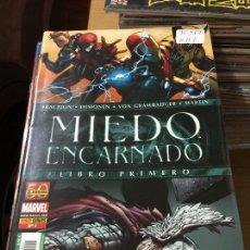Cómics: PANINI MIEDO ENCARNADO DEL 1 AL 7 MUY BUEN ESTADO. Lote 198922920