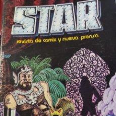 Cómics: REVISTA COMIX Y PRENSA MARGINAL. Lote 198981220