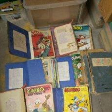 Comics: DUMBO 1ª EDICIONES RECREATIVAS LOTE DE MAS DE 220 PRIMEROS NUMEROS 1950 WALT DISNEY BUEN PRECIO. Lote 199067996