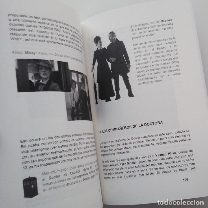 Cómics: Doctor Who, guía para principiantes. Libro sobre la serie de TV. Disponible - Foto 4 - 278422833