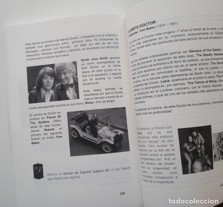 Cómics: Doctor Who, guía para principiantes. Libro sobre la serie de TV. Disponible - Foto 5 - 278422833