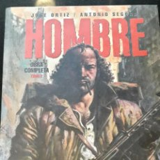 Cómics: COMIC EDT HOMBRE OBRA COMPLETA TOMO 2 ORTIZ SEGURA . Lote 199189458