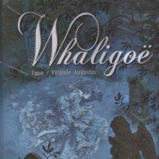 Cómics: WHALIGOE YANN - VIRGINIE AUGUSTIN. Lote 199208965