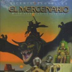 Cómics: EL MERCENARIO 9, LOS ASCENDIENTES PERDIDOS. Lote 199209410