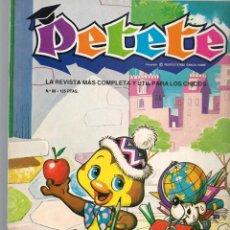 Cómics: REVISTA PETETE. Nº 88. (B/A57). Lote 199244331