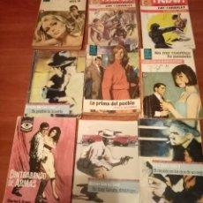 Cómics: LOTE DE 14 BOLSILIBROS LOTE VARIADO DE NOVELAS, NEGRAS, ESPACIO, KIAI, TOP DANGER, LOTE 44. Lote 199265492