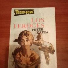Cómics: LOTE DE 3 BOLSILIBROS TEDDY-BOYS LOTE 47. Lote 199267643