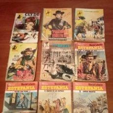 Cómics: LOTE DE 25 BOLSILIBROS, COLORADO, GRANO ESTE, BUFALO, VARIOS LOTE 49. Lote 199272521