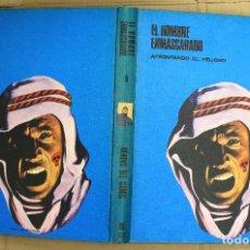 Cómics: EL HOMBRE ENMASCARADO HEROES DEL COMIC. TOMO 5. BURU LAN, 1972. AFRONTANDO EL PELIGRO. Lote 199375775