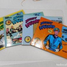 Cómics: FRANK ROBBINS JOHNNY HAZARD (4 TOMOS EDICIÓN CRONILÓGICA) Y99928W . Lote 199384810