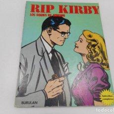 Cómics: RIP KIRBY LOS RUBIES DE BANDAR OTRO AMOR DE DORIAN Y99932W. Lote 199385335