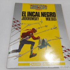 Cómics: JODOROWSKY-MOEBIUS METAL HURLANT. EL INCAL NEGRO Y99937W. Lote 199385940