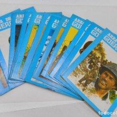 Cómics: AREA DE GUERRA (12 TOMOS SUELTOS) Y99948W . Lote 199388063