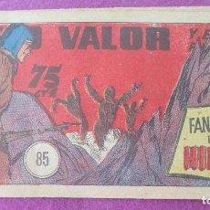 Cómics: TEBEO DIEGO VALOR Nº85 FANTASMAS EN EL HIELO . Lote 199448430