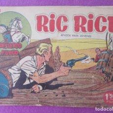 Cómics: TEBEO RIC RICE EL DESIERTO DE FUEGO Nº 14 ED. CREO. Lote 199449972